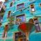 Fullen Wall: il palazzo tedesco che suona quando piove