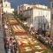350.000 fiori a Genzano per l'Infiorata