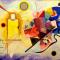 Kandinsky, per essere trasportati fuori dallo spazio e dal tempo