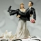 Perché lo sposo prende in braccio la sposa sulla soglia di casa?
