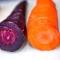 Quale ortaggio, originariamente viola, è diventato arancione?