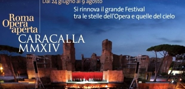 Teatro dell'Opera: estate a Caracalla
