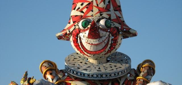 Carnevale di Viareggio: una tradizione lunga 140 anni