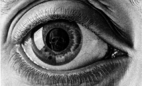 Escher in mostra al Chiostro del Bramante