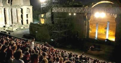 Villa Adriana: torna il Festival