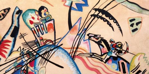 Kandinsky: l'artista come sciamano