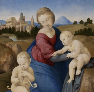 La Madonna Esterhazy di Raffaello a Milano