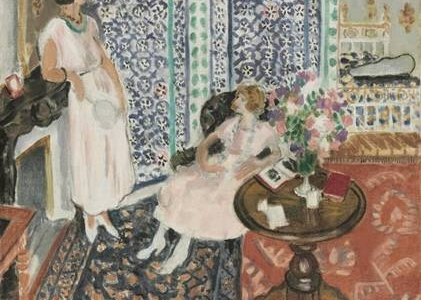 Matisse e la fascinazione dell'Oriente