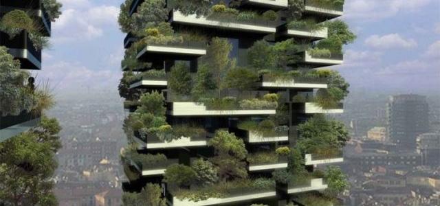 L'Italia ospiterà il primo bosco verticale del mondo