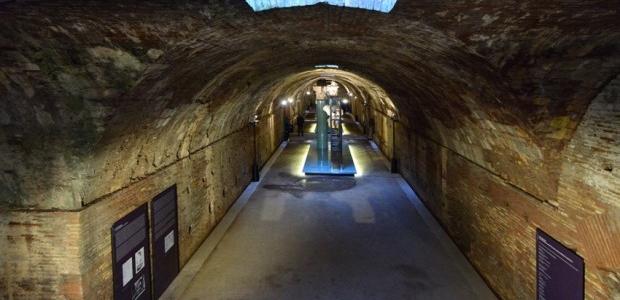 Roma sotterranea: Terme di Caracalla aperte al pubblico