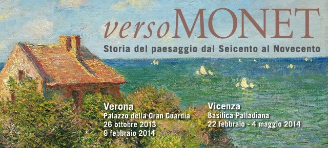 Verso Monet, nella storia del paesaggio