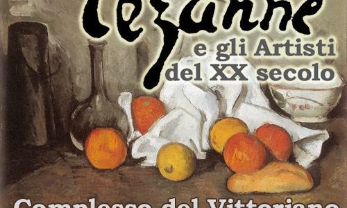 Cézanne e gli artisti italiani del '900 in mostra a Roma